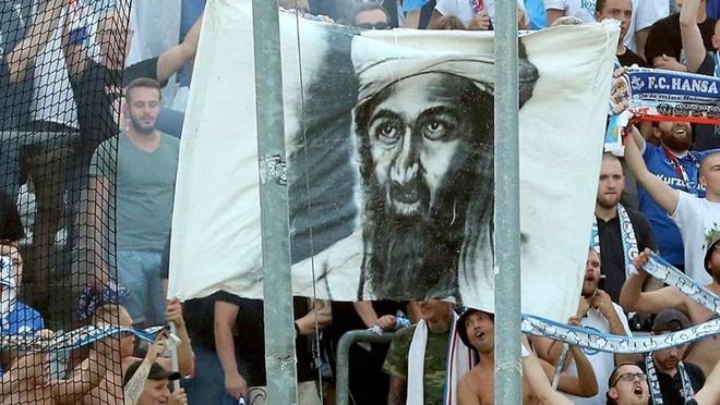 CDV doi bong Duc coi Bin Laden la than tuong hinh anh 1