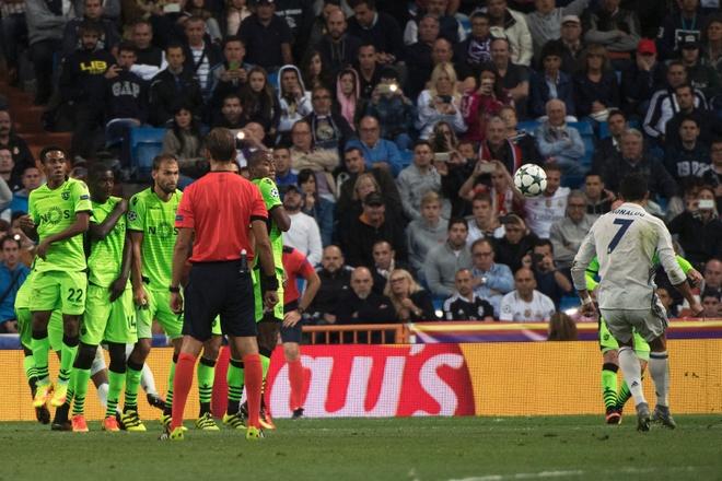 Ronaldo: 'Toi khong cho phep minh an mung truoc Sporting' hinh anh 1