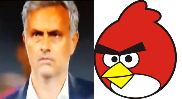 Mourinho bieu cam day 'sat khi' sau tran thua hinh anh 3
