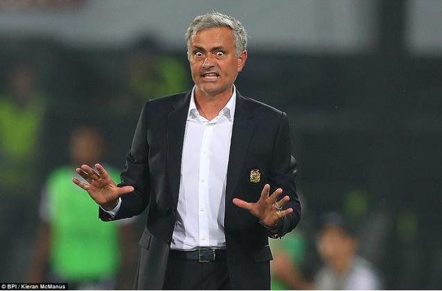 Mourinho bieu cam day 'sat khi' sau tran thua hinh anh 4
