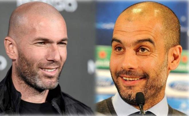 Guardiola sap phai chia deu sieu ky luc voi Zidane hinh anh