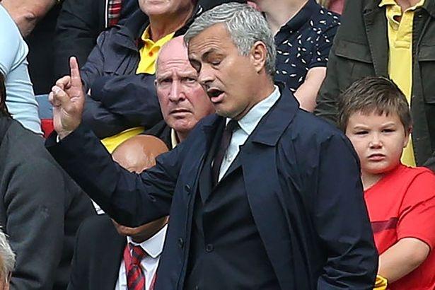 su that ve Mourinho anh 3