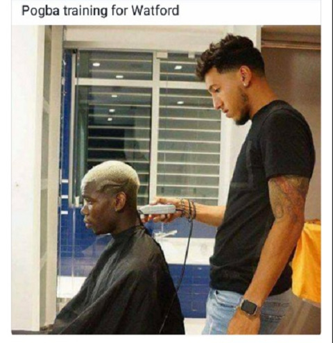 anh che Pogba va Mourinho anh 5