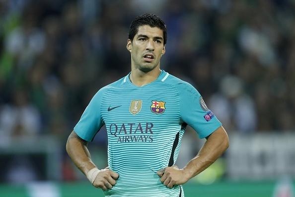 Suarez va Neymar chui trong tai hinh anh