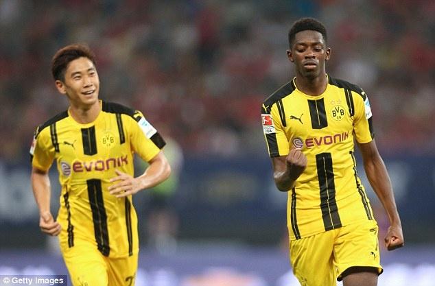 Bayern mat sao tre cho Dortmund vi ly do hai huoc hinh anh 1