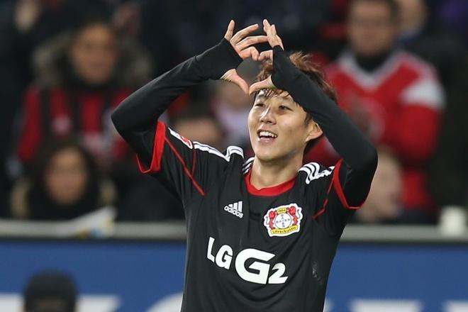 Son Heung Min – nguoi hung thuong hieu cua Leverkusen hinh anh