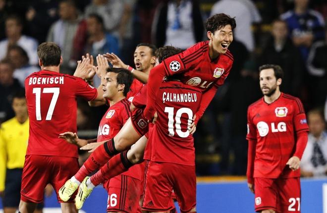 Son Heung Min – nguoi hung thuong hieu cua Leverkusen hinh anh 1