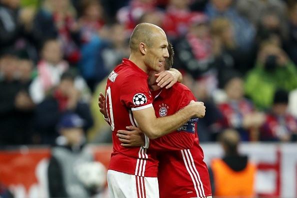 Robben ruc sang, Bayern cat mach 3 tran khong thang hinh anh 14