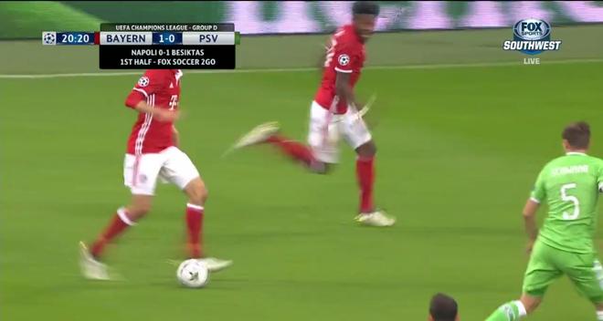 Tran Bayern vs PSV anh 5