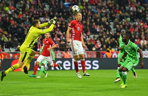 Tran Bayern vs PSV anh 13