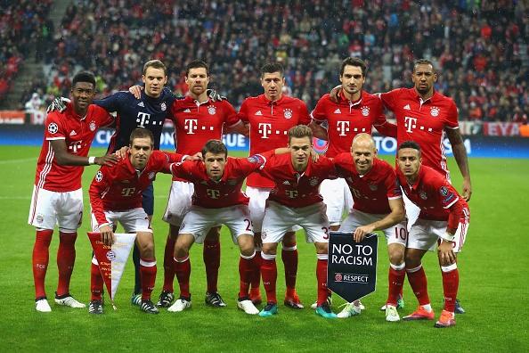 Tran Bayern vs PSV anh 1