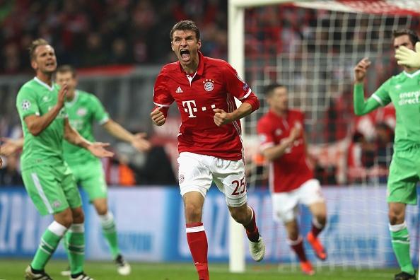 Tran Bayern vs PSV anh 4