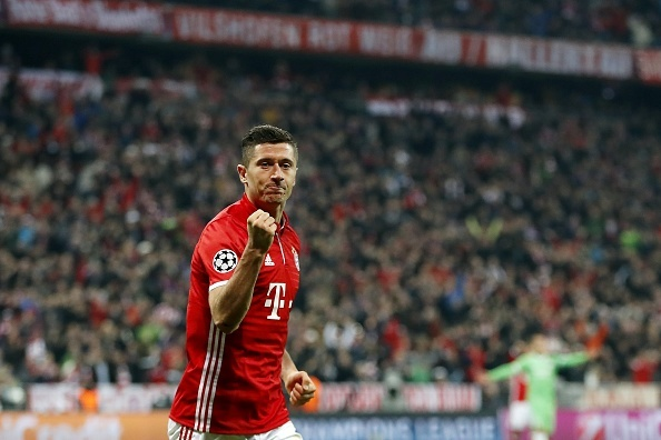 Tran Bayern vs PSV anh 11