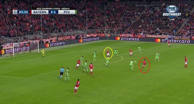 Tran Bayern vs PSV anh 12