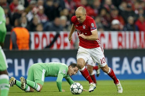 Robben ruc sang, Bayern cat mach 3 tran khong thang hinh anh 9