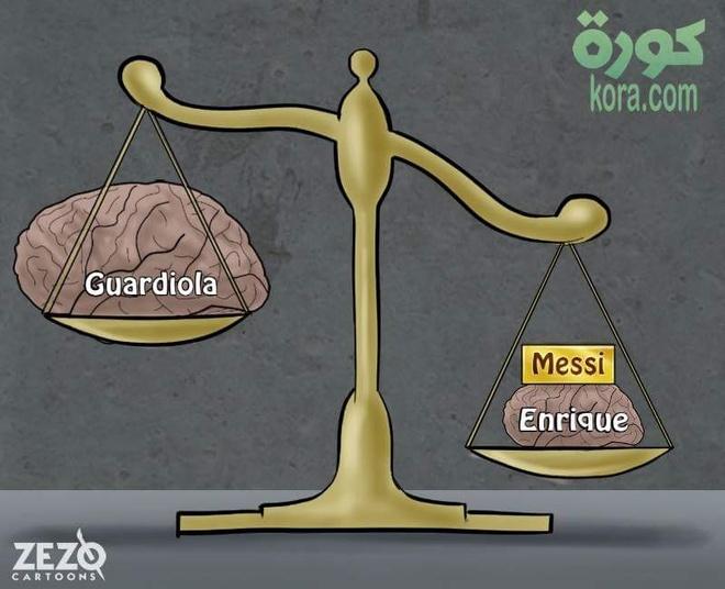 Pep khoc thet, da gay doi khung anh chup Messi hinh anh 5