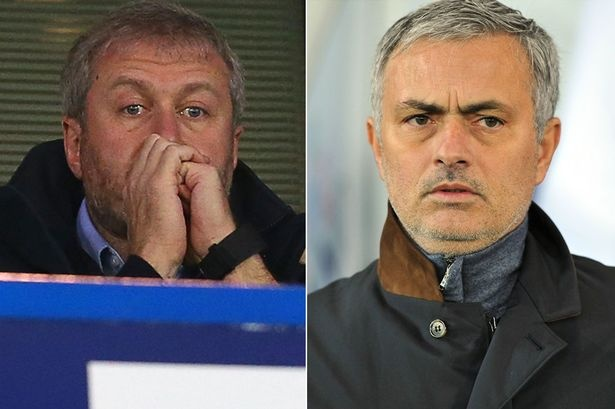 Mourinho: 'Toi chang ban be voi Abramovich' hinh anh