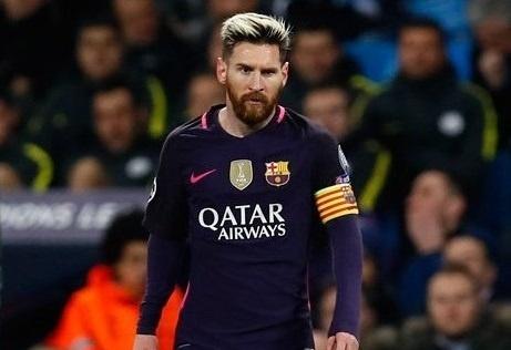 UEFA ra phan quyet ve vu Messi gay go hinh anh