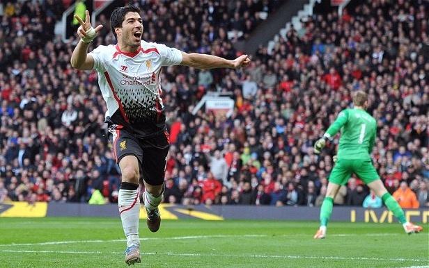 Suarez vui ve vi tay the thanh cong hinh anh 2