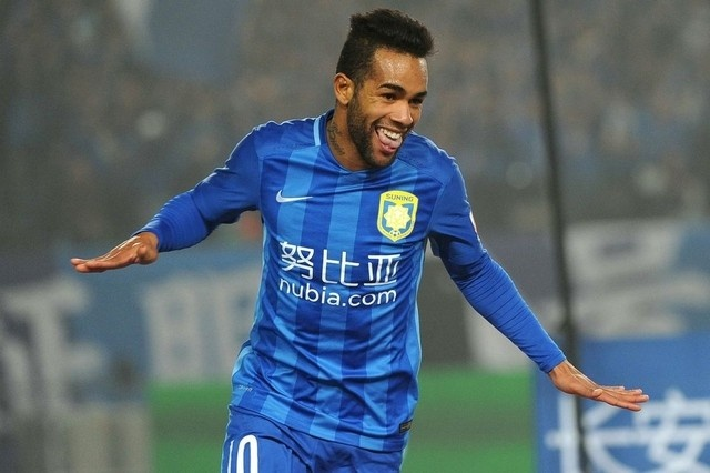 Chinese Super League giong Shakhtar Donetsk anh 2