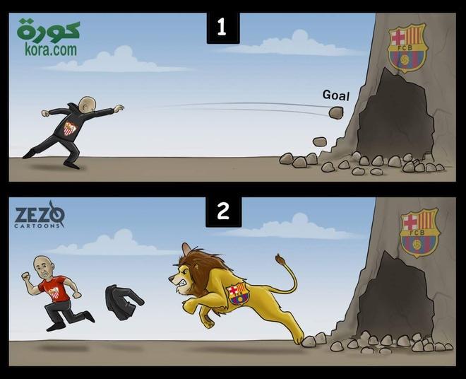 Than lan Messi chay thoat ky dieu khoi lu ran doc hinh anh 6