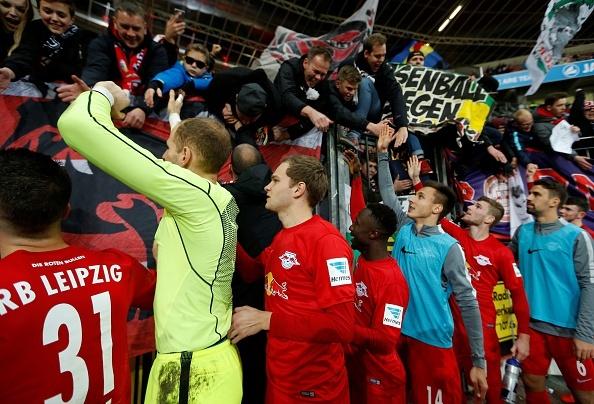 RB Leipzig,  Bundesliga,  Bayern Munich anh 1