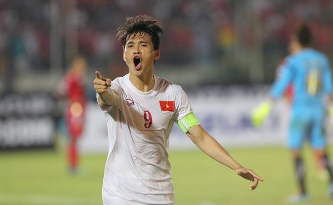Cong Vinh len ngang hang Neymar o top 10 chan sut DTQG hinh anh 1