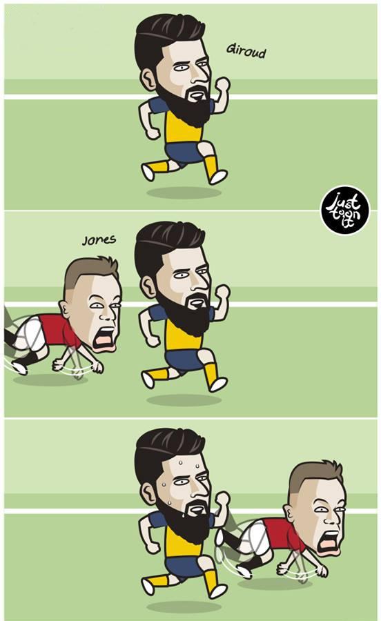 Biem hoa Mourinho va Wenger tu hai lan nhau hinh anh 4