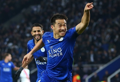 Leicester doat ve du vong 1/8 Champions League hinh anh