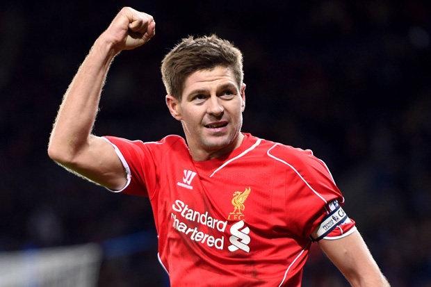 Huyen thoai Steven Gerrard giai nghe hinh anh