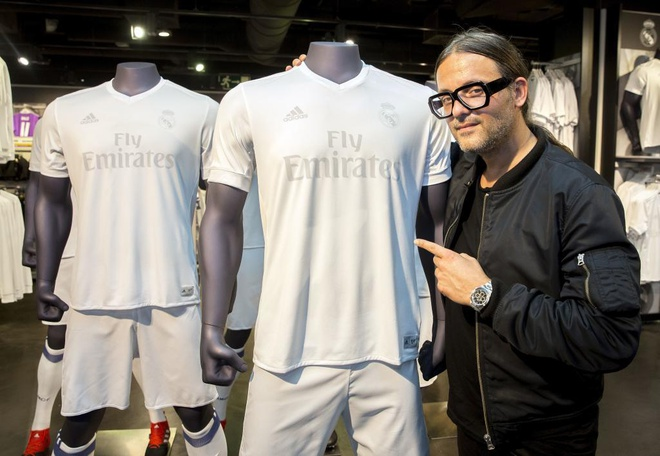 ao dau moi cua Real Madrid anh 2