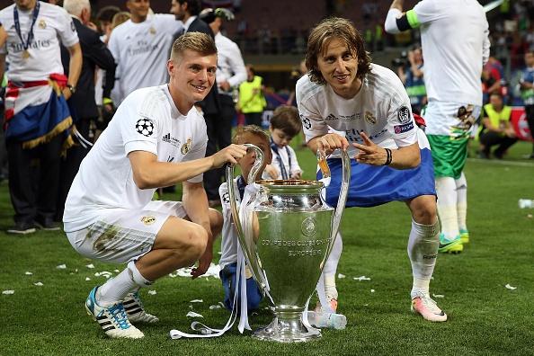 Kroos danh gia Bale va Modric cao hon CR7 hinh anh 1