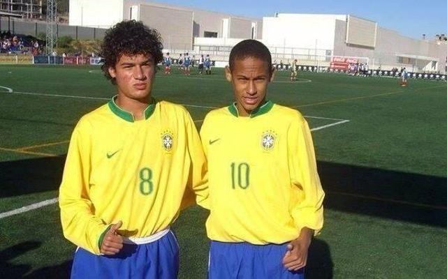 Coutinho danh gia Ronaldo chi xep thu tu the gioi hinh anh 1