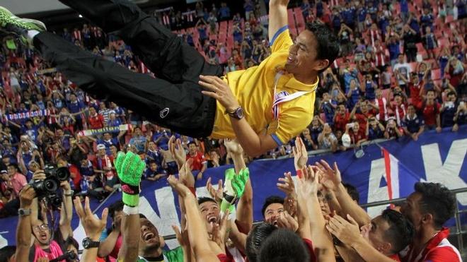 Tran Myanmar vs Thai Lan anh 3