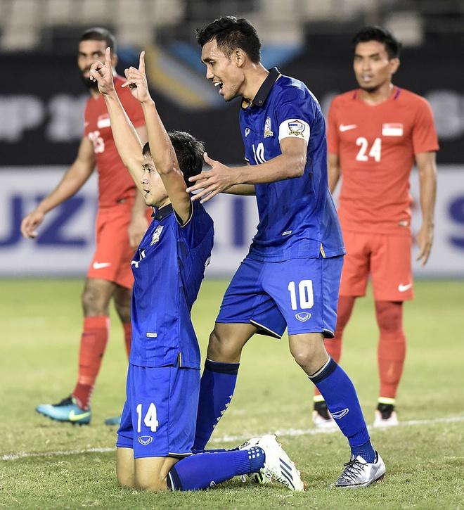 Tran Myanmar vs Thai Lan anh 1