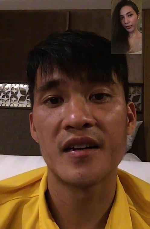 Van Toan dang anh chup trom Cong Phuong anh 2