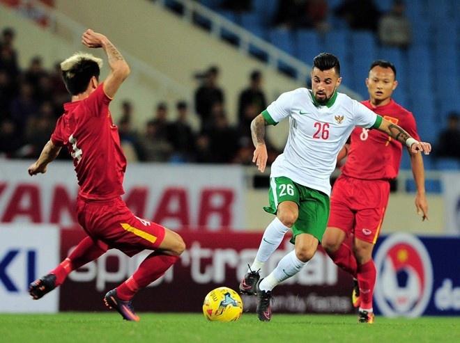 Tran Viet Nam vs Indonesia anh 1