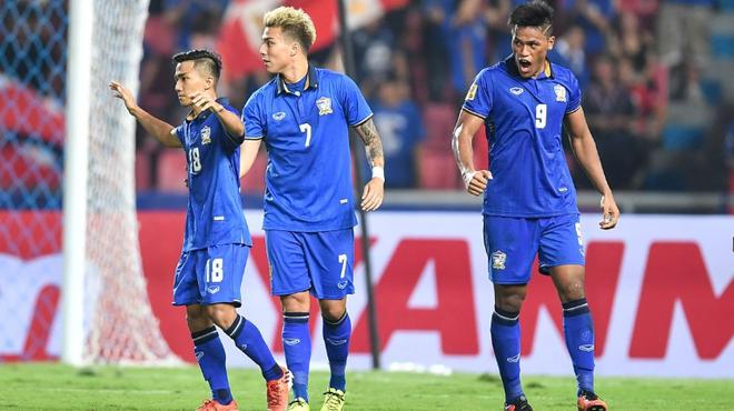 Tran Indonesia vs Thai Lan anh 1