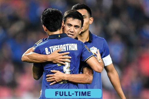 Vao chung ket, Thai Lan duoc FIFA chung vui hinh anh