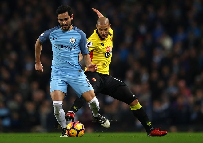Man City mat Gundogan anh 1