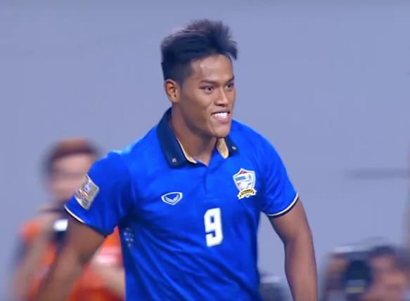 Tran Thai Lan vs Indonesia anh 1
