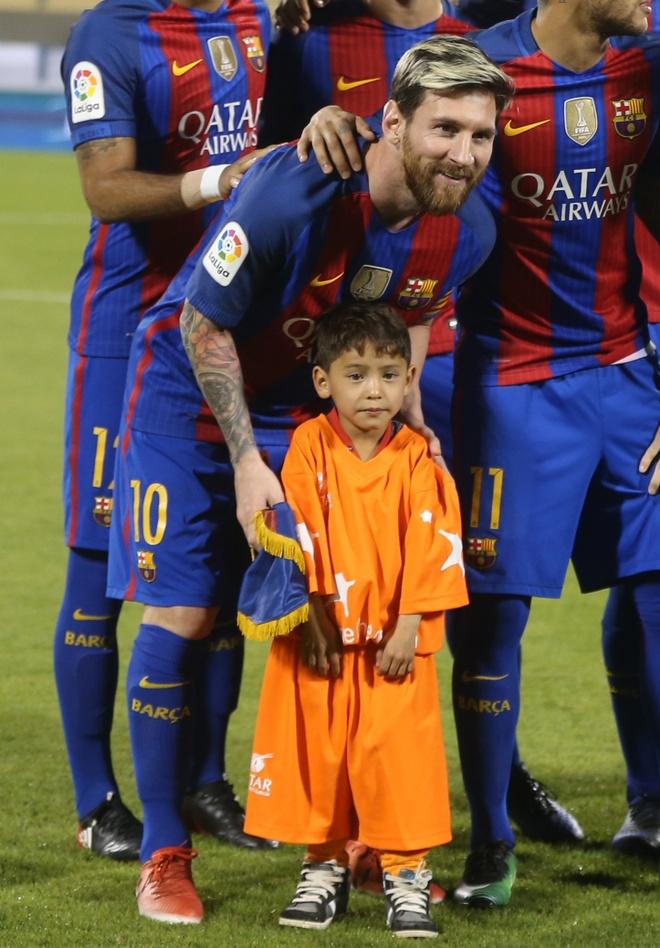 Messi tro lai hien lanh sau 5 thang 'noi loan'? hinh anh 5