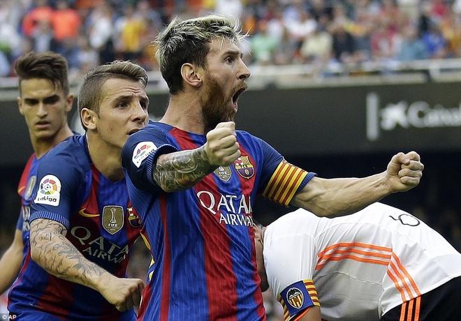 Messi tro lai hien lanh sau 5 thang 'noi loan'? hinh anh 2