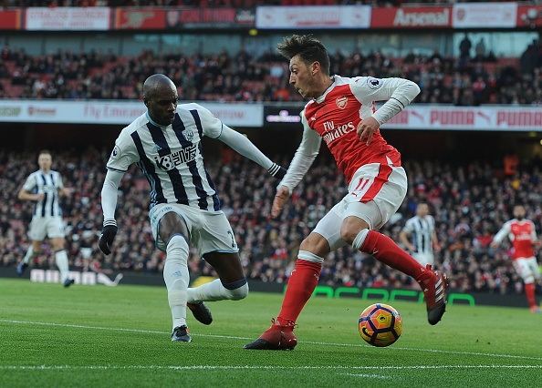Tran Arsenal 1-0 West Brom anh 1