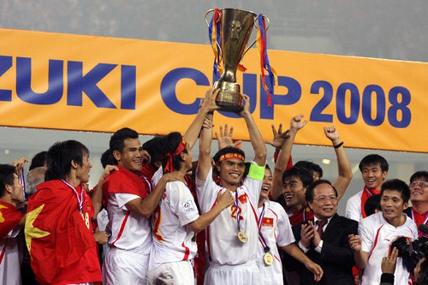 Cac thanh vien DTVN vo dich AFF Cup 2008 gio ra sao? hinh anh