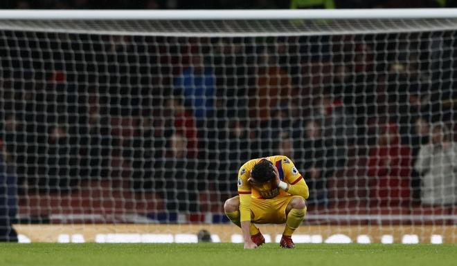 Tran Arsenal vs Crystal Palace anh 12