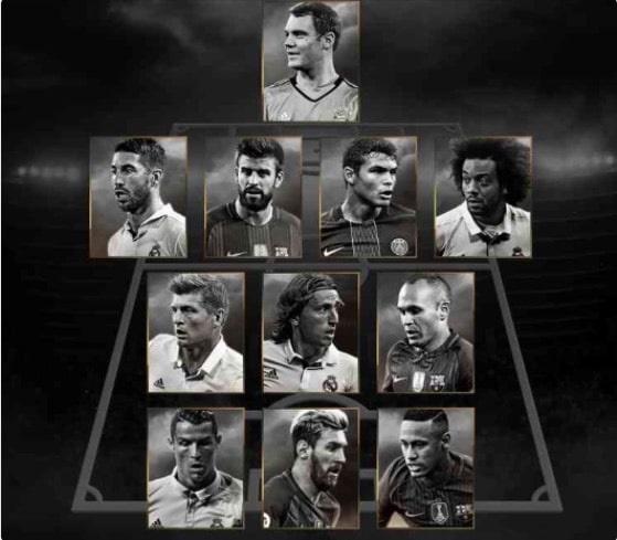 Lo doi hinh tieu bieu FIFA 2016: Nhung dau hoi lon hinh anh 1