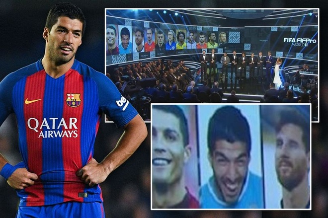 FIFA dung anh xau de gioi thieu Suarez hinh anh 1