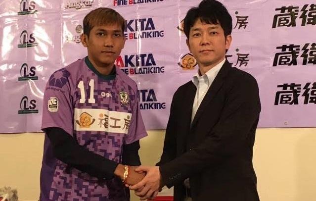 Den luot 'Messi Campuchia' sang Nhat Ban hinh anh