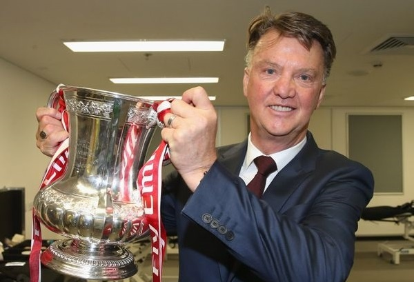 Vi sao Van Gaal coi trong cup FA nhat su nghiep? hinh anh 1